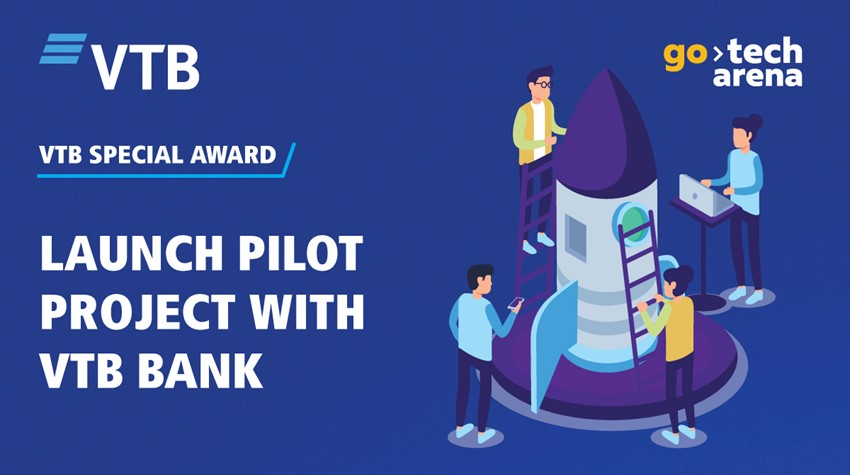 VTB Bank  is looking for startups to launch a pilot project at the GoTech 2019 contest