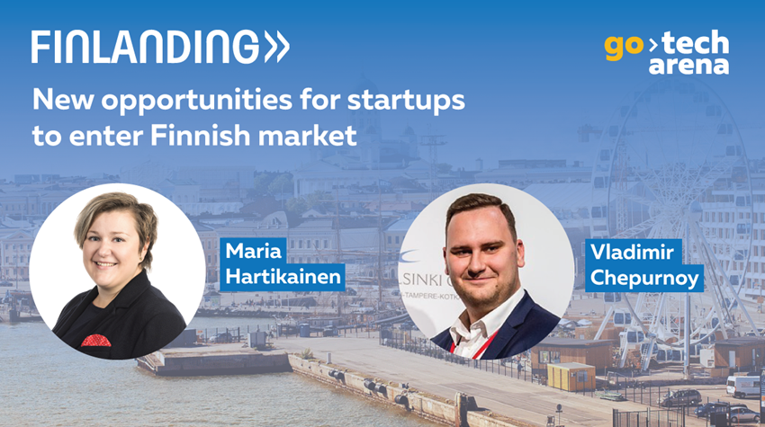 Finlanding: new opportunities for startups to enter the Finnish market