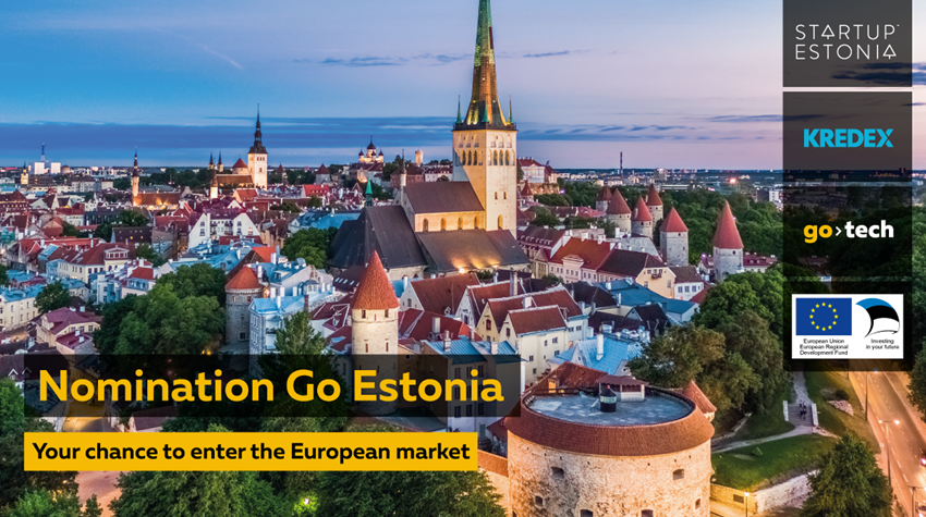 Startup Estonia is looking for Russian tech startups aimed to the European market