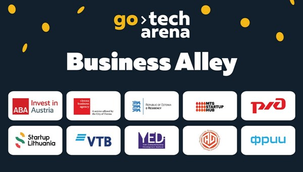Business Alley Exhibitors